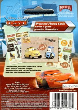 Disney Pixar Cars Oversized