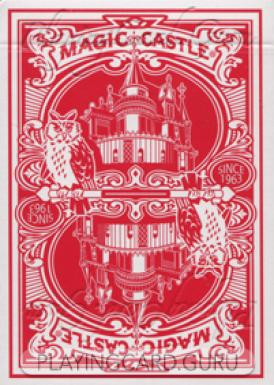 Magic Castle v2 Red